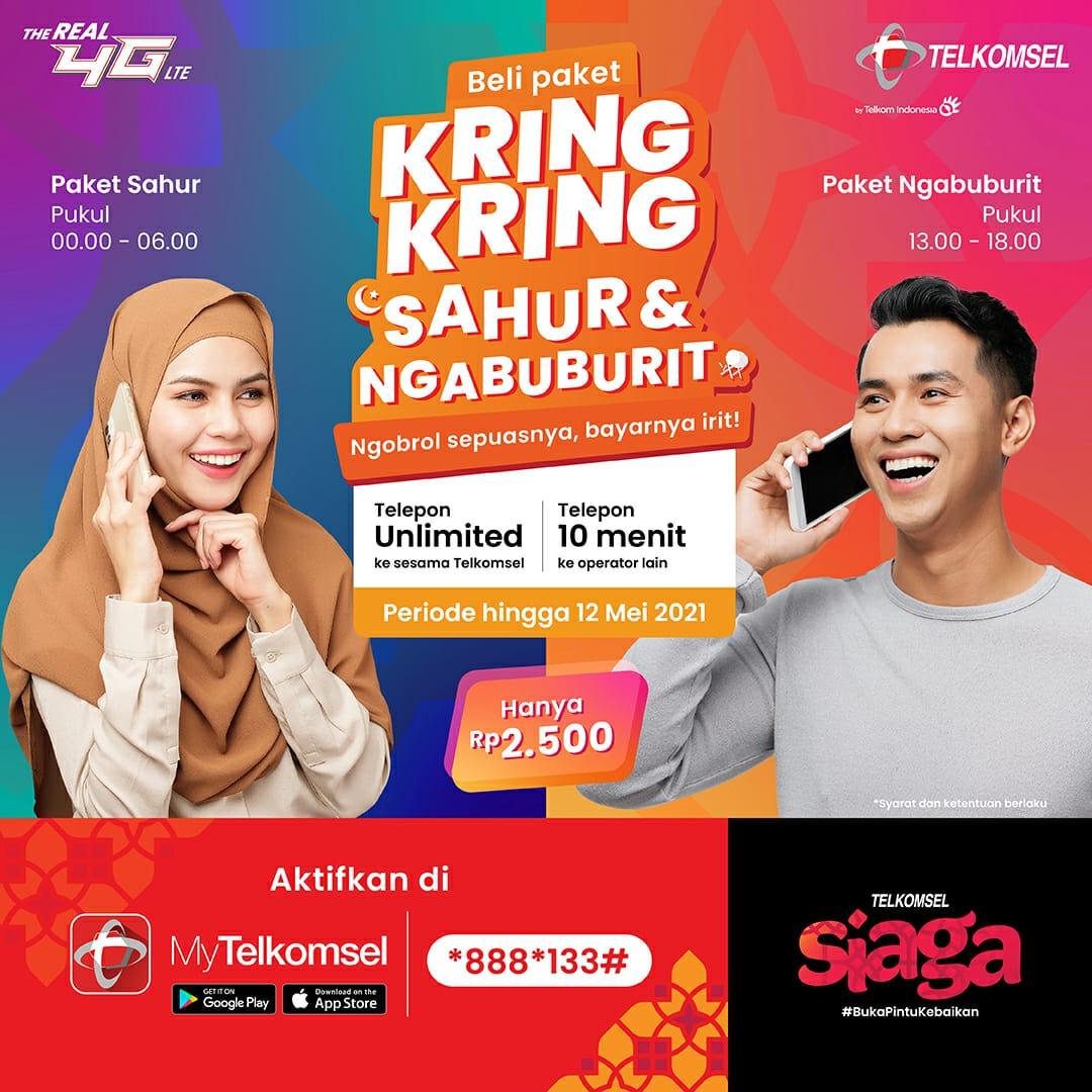 Kring Kring Sahur&Ngabuburit