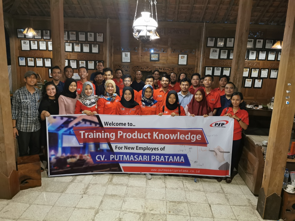 Training Product Knowledge
